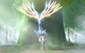 Pokemon XY Legendary 2
