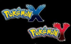Pokemon XY Logos